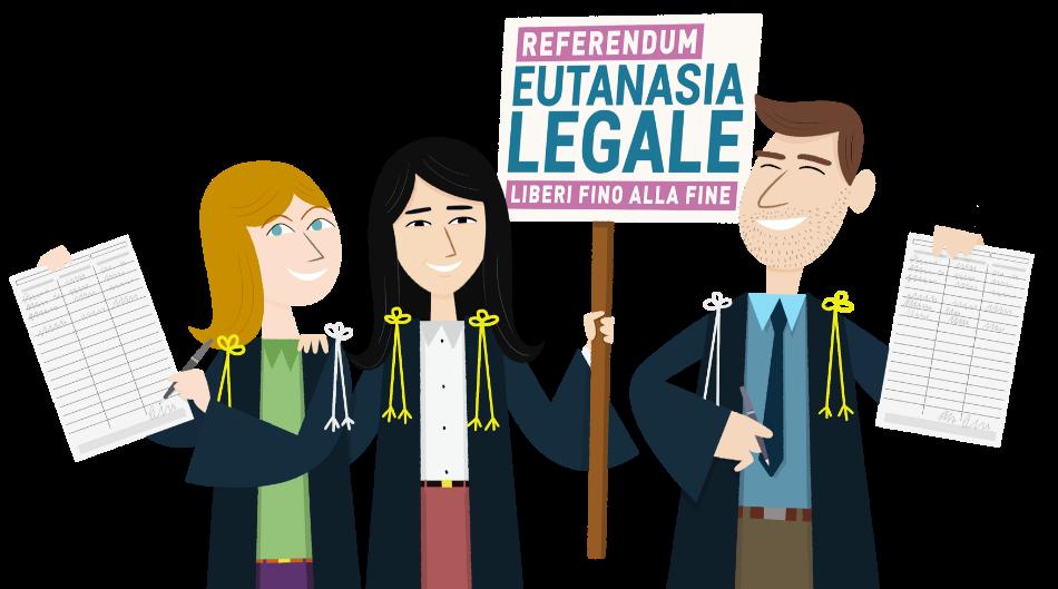 Referendum Eutanasia Legale - Diventa autenticatore come avvocato
